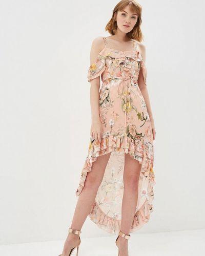 Розовое платье River Island