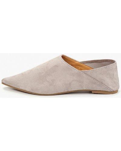 Ботинки на каблуке на каблуке велюровый Ws Shoes
