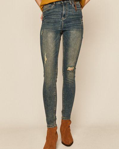 Облегающие синие джинсы-скинни с карманами Medicine