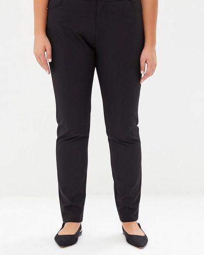 Черные брюки повседневные Kitana By Rinascimento