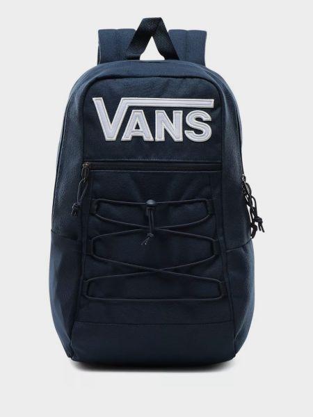 Школьный рюкзак спортивный - синий Vans