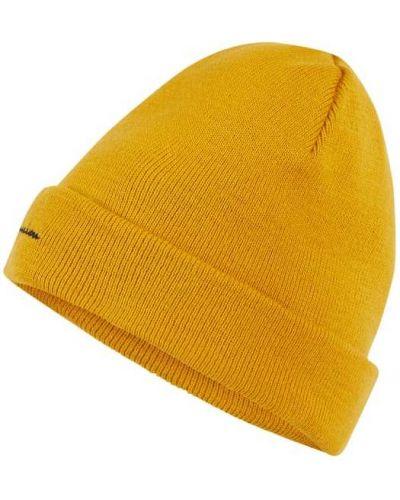 Żółta czapka beanie Champion