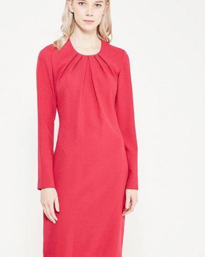 Джинсовое платье - розовое Trussardi Jeans