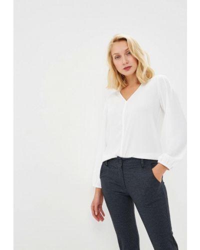 Блузка с длинным рукавом белая Trucco