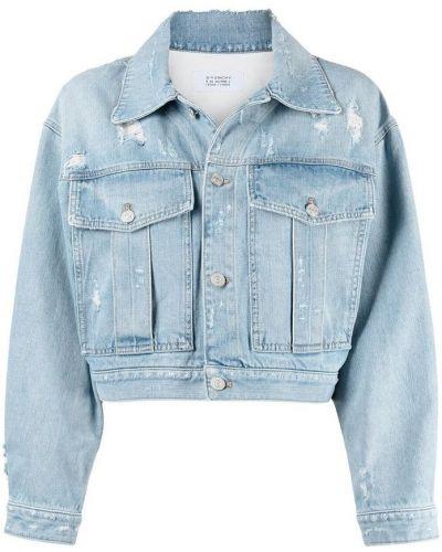 Kurtka jeansowa Givenchy