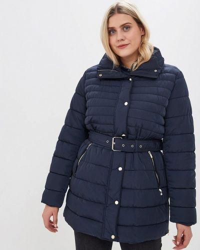 Утепленная куртка - синяя Kitana By Rinascimento