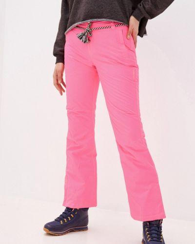 Розовые горнолыжные брюки Brunotti
