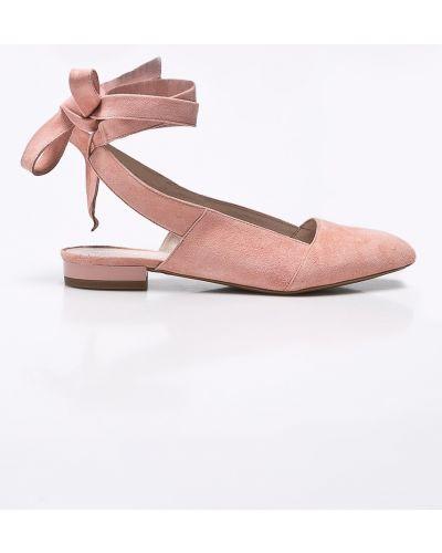 Балетки розовый Gino Rossi
