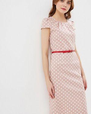 Платье бежевое Aelite