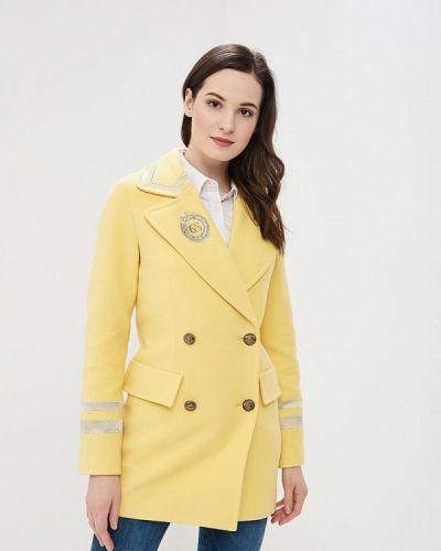 Пальто двубортное весеннее Grand Style