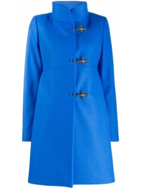 Пальто с воротником пальто Fay