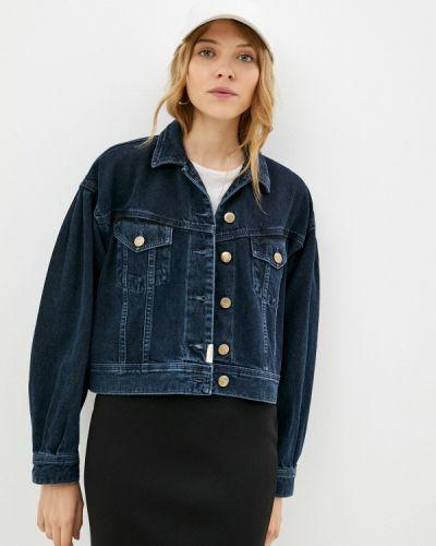 Джинсовая куртка - синяя Mustang
