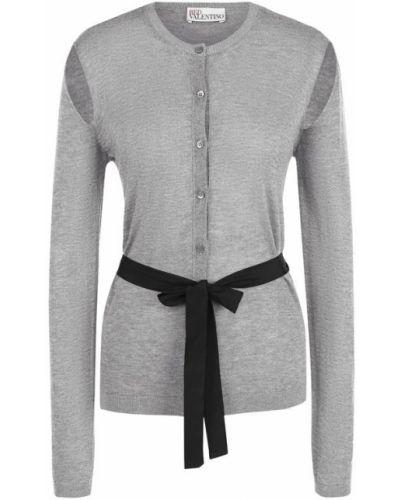 Серый свитер Redvalentino