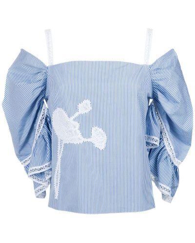 Блузка кружевная батник Martha Medeiros