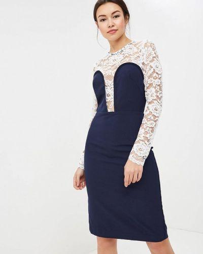 Синее вечернее платье Tutto Bene