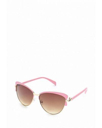 Розовые солнцезащитные очки Noryalli