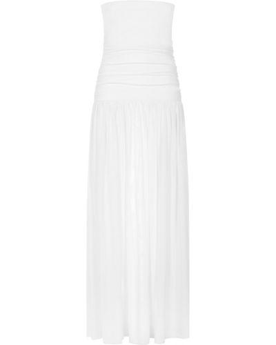 Biała sukienka Fisico