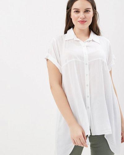 Блузка белая серебряный Silver String