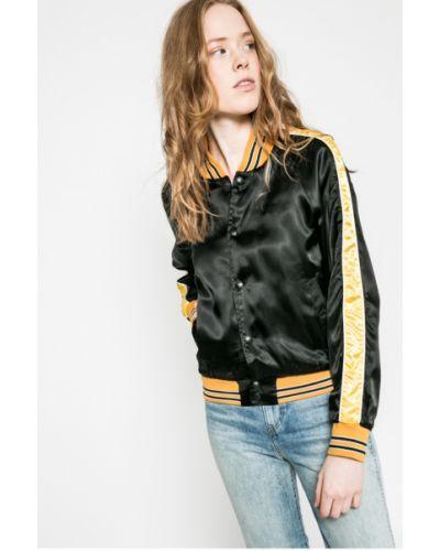 Утепленная куртка на резинке прямая Wrangler
