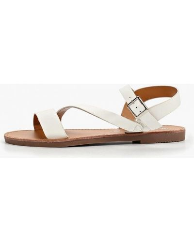 Сандалии белый Style Shoes