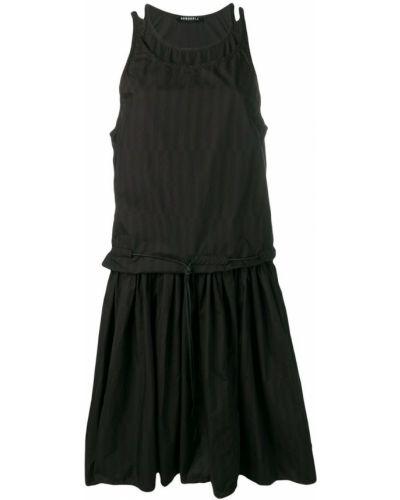 Платье миди с вырезом без рукавов Rundholz