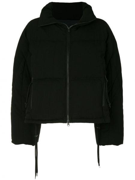 Черная куртка оверсайз с капюшоном Yohji Yamamoto