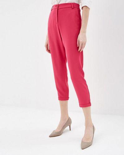 Розовые классические брюки Imperial