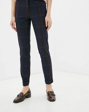 Классические брюки итальянский синие Camomilla Italia