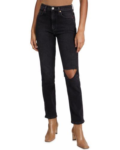 Mom jeans bawełniane Re/done