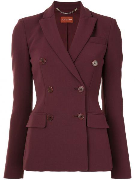 Фиолетовая куртка Altuzarra
