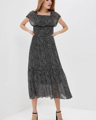 Платье с открытыми плечами весеннее Blugirl Folies