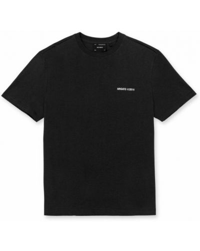 Czarna t-shirt Axel Arigato