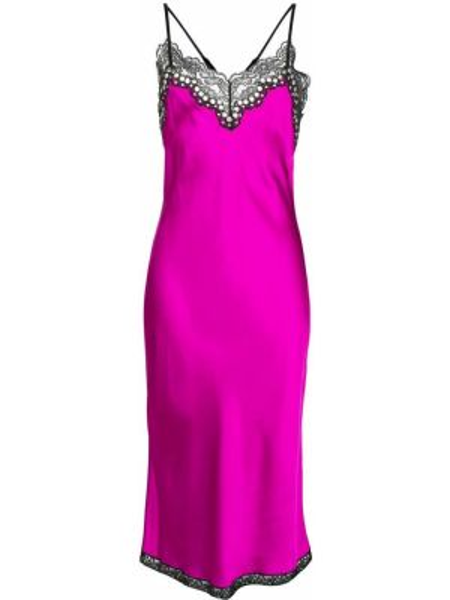 Sukienka z dekoltem w serek z paskiem Alexander Wang