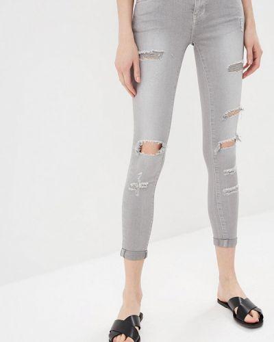 Серые джинсы Miss Bon Bon