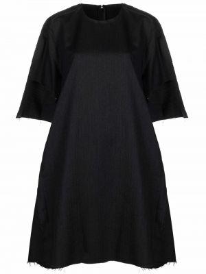 Шелковое платье - серое Maison Margiela