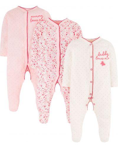 Ползунки розовый Mothercare