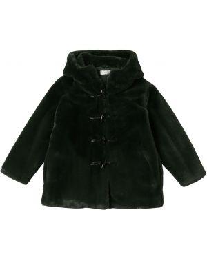 Płaszcz z kapturem nylon Stella Mccartney Kids