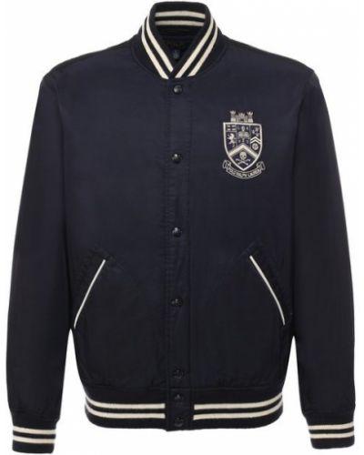 Куртка университетская бейсбольная Polo Ralph Lauren