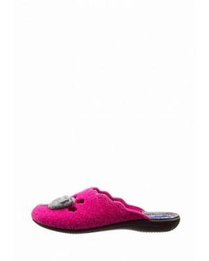 Домашние тапочки розовый Inblu