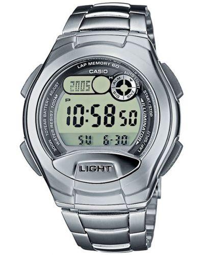 Часы водонепроницаемые с подсветкой большой Casio