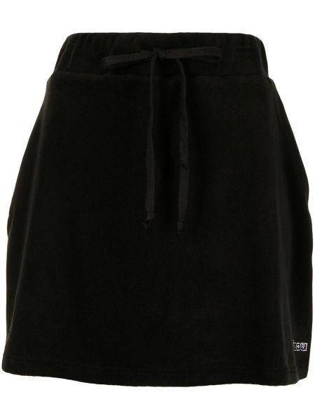 Czarna spódnica bawełniana Miaou
