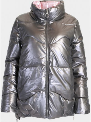 Куртка - серебряная Braska