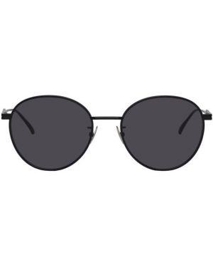 Okulary przeciwsłoneczne czarny Bottega Veneta