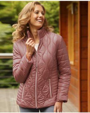 Утепленная куртка стеганая на молнии Atlas For Men