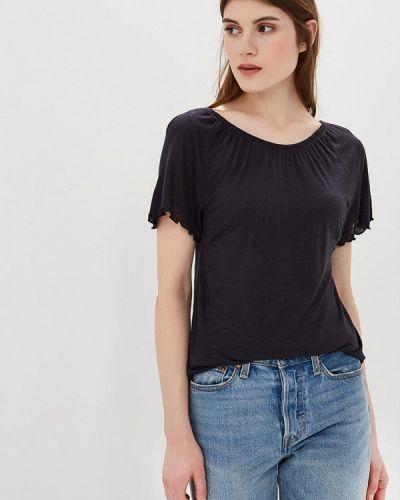 Черная футболка Blendshe