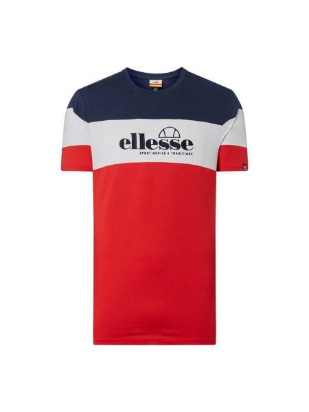 Koszula z haftem wełniany Ellesse