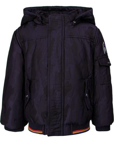Синяя куртка Armani Junior