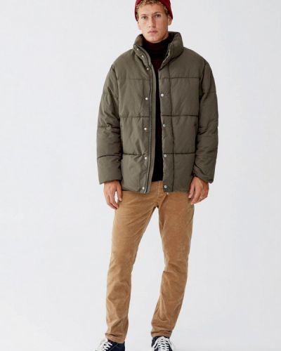 Зимняя куртка осенняя Pull&bear