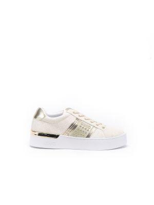 Beżowe sneakersy Liu Jo