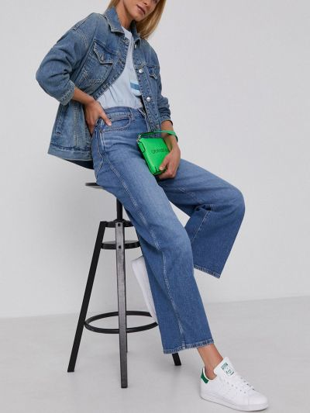 Джинсовая куртка Armani Exchange